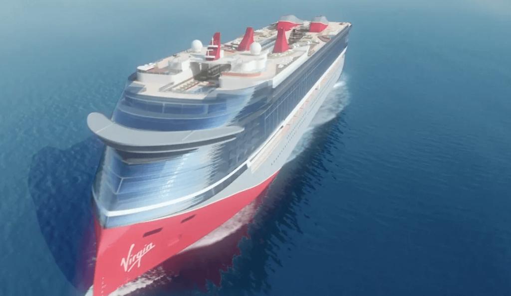 Virgin Voyages - bateau