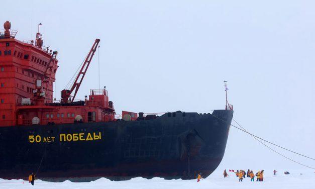 Une croisière dans les glaces arctiques
