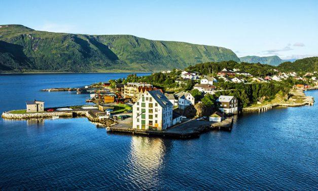 Ålesund, porte d'entrée du Geirangerfjord