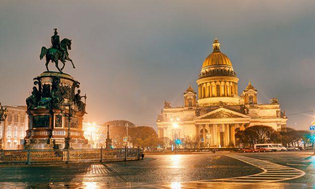 Saint-Pétersbourg, princesse de Russie