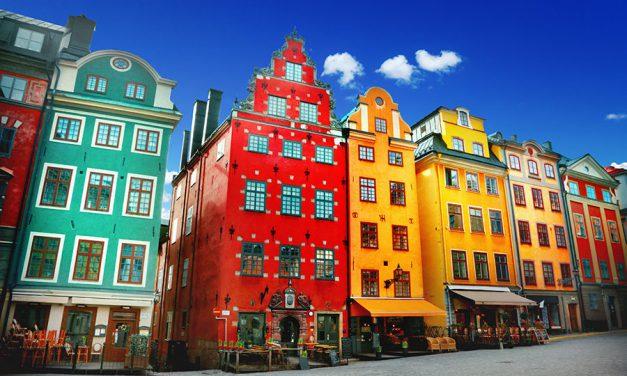 Stockholm, une ville d'île en île