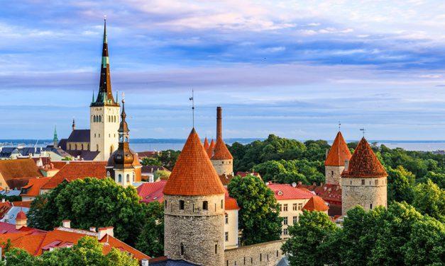 Tallinn, une ville aux faces contrastées