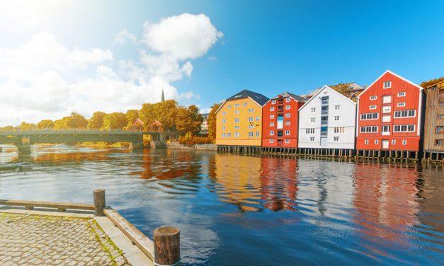 Trondheim, la capitale Viking au gré des fjords